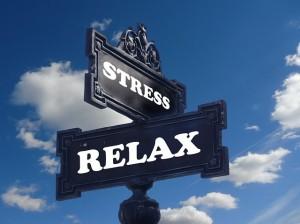 rire et stress